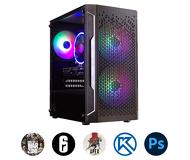 Компьютер Зеон для актуальных игр, систем проектирования, работы с фото [K71W]